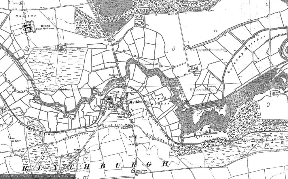 Blythburgh, 1883