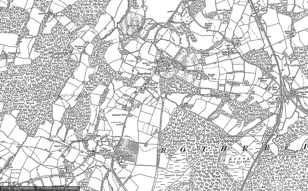 Boarshead, 1897