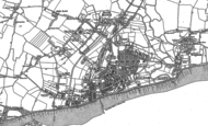 Old Map of Bognor Regis, 1910