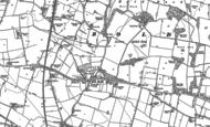 Old Map of Bold Heath, 1891 - 1905