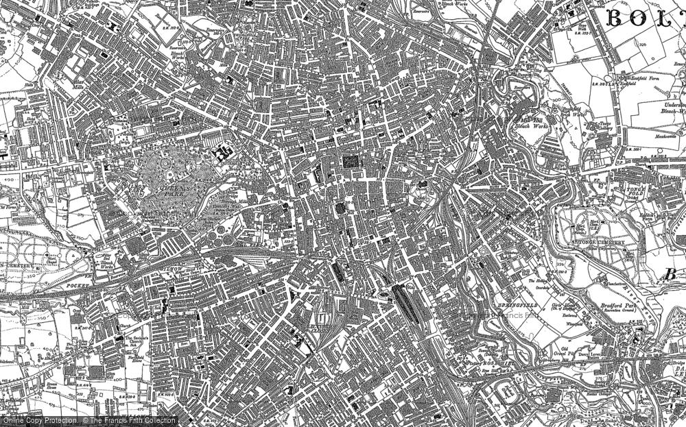 Bolton, 1890 - 1892