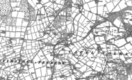 Old Map of Boncath, 1904 - 1905