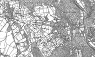 Old Map of Botany Bay, 1900