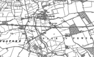 Old Map of Bottlesford, 1899