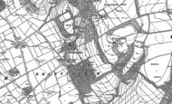 Old Map of Brantingham, 1888 - 1908