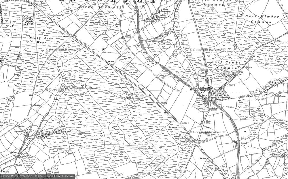 Broadbury, 1884