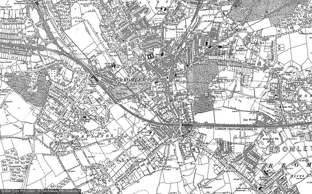 Bromley, 1895 - 1907