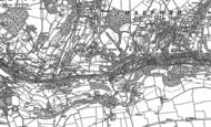 Old Map of Brownshill, 1882 - 1883