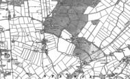 Old Map of Brunstock, 1888 - 1899