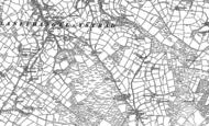 Old Map of Bryn-goleu, 1887 - 1904