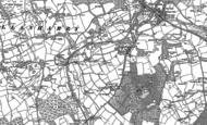 Old Map of Brynsadler, 1897 - 1898