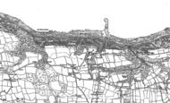Old Map of Buck's Cross, 1884 - 1904
