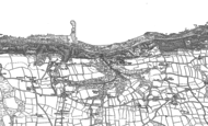 Old Map of Buck's Mills, 1884 - 1904