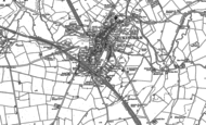 Old Map of Buckingham, 1899 - 1938