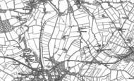 Old Map of Burnrigg, 1899