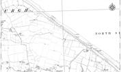 Old Map of Bush Estate, 1885 - 1905