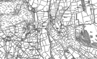 Old Map of Butterwick, 1897 - 1913
