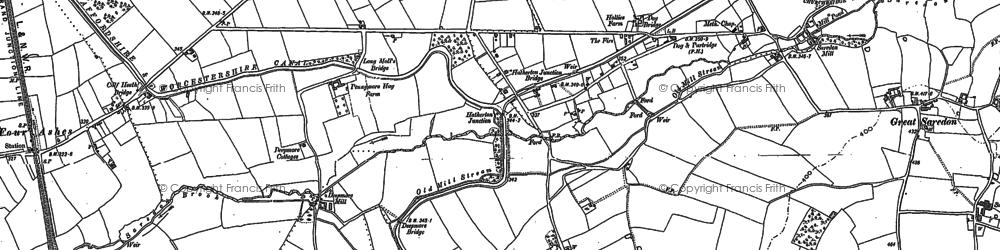 Calf Heath Photos Maps Books Memories Francis Frith - Calf map