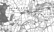 Old Map of Calthorpe, 1885 - 1905