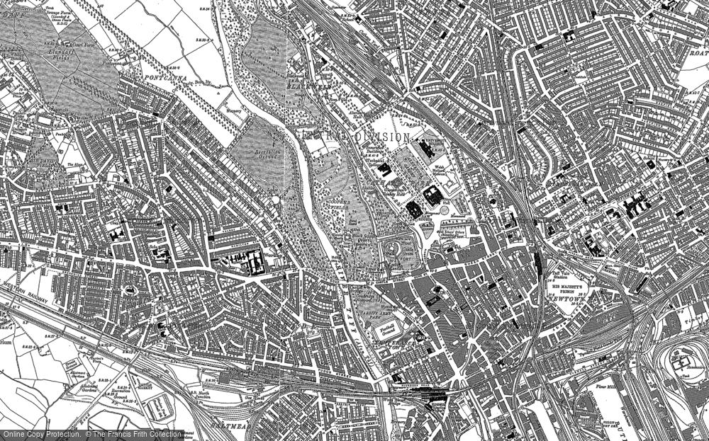 Cardiff, 1899 - 1916
