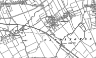 Map of Cardington, 1882