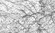 Old Map of Carlton, 1891 - 1910