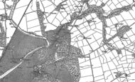 Old Map of Carwinley, 1948 - 1949