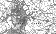 Old Map of Castle Combe, 1899 - 1920