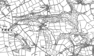 Old Map of Castle Morris, 1887 - 1906