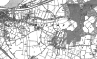 Old Map of Castlefields, 1897 - 1908