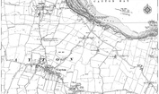 Old Map of Cayton Bay, 1909 - 1910