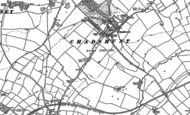 Old Map of Chadshunt, 1885 - 1904