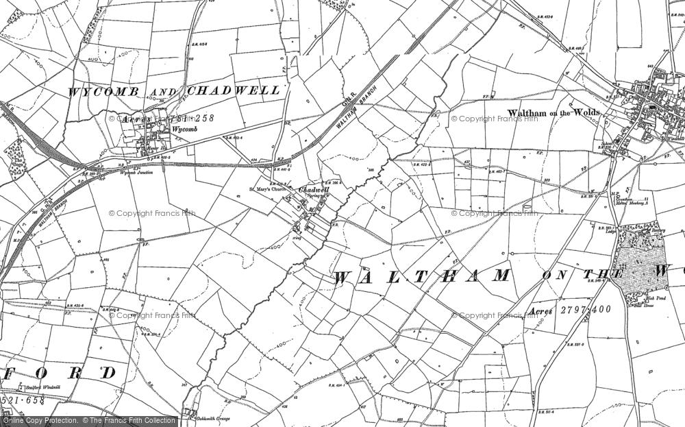 Chadwell, 1884