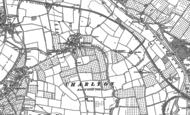 Old Map of Charlton, 1884 - 1885