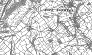 Old Map of Chelmick, 1882