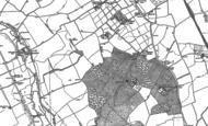 Old Map of Childwick Bury, 1897