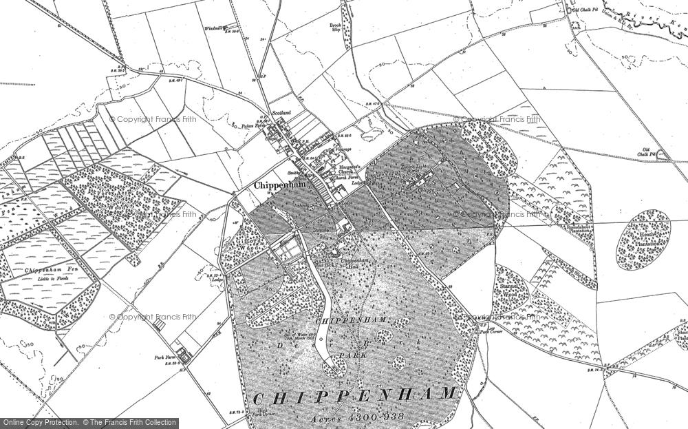 Chippenham, 1884 - 1901