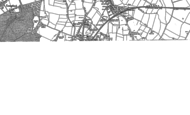 Old Map of Church Aston, 1880 - 1900