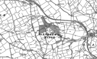 Old Map of Clemenstone, 1897