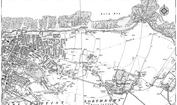 Old Map of Cliftonville, 1905