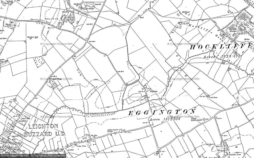 Clipstone, 1900