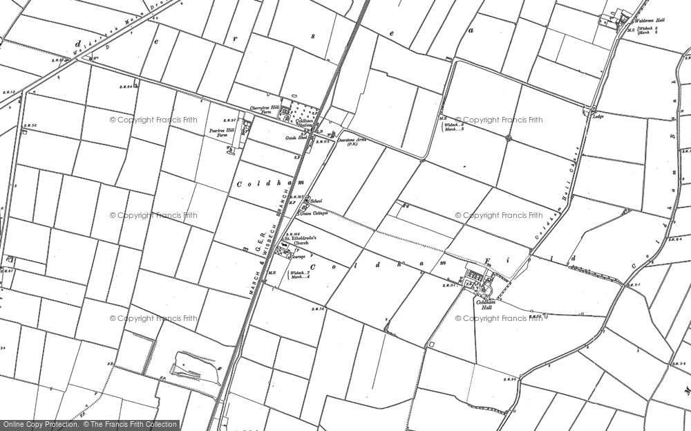 Coldham, 1886