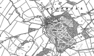 Old Map of Coleshill, 1910