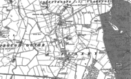 Old Map of Coneythorpe, 1892