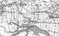Old Map of Copley, 1896