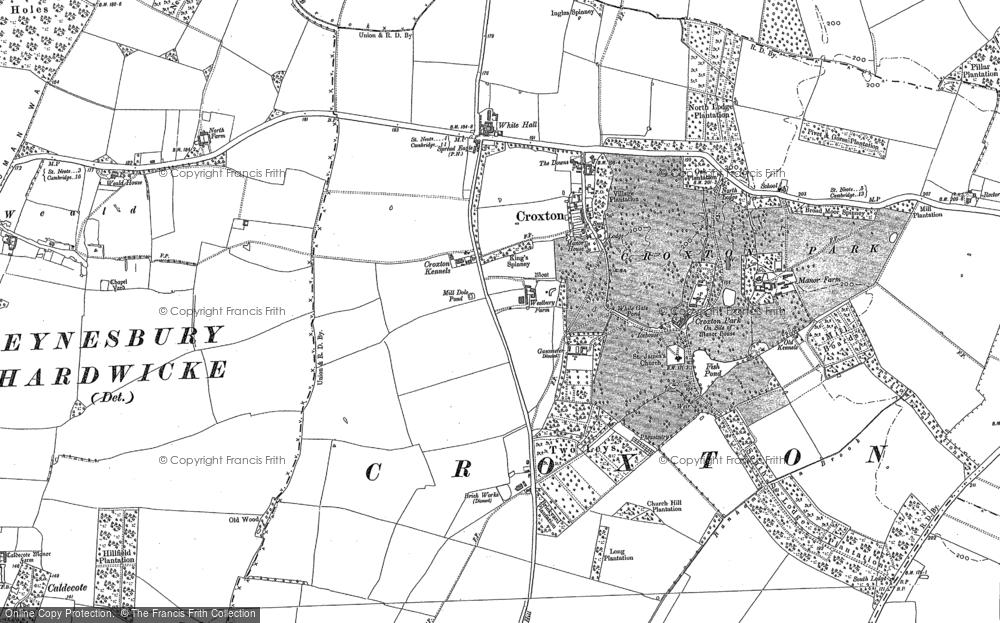 Croxton, 1900
