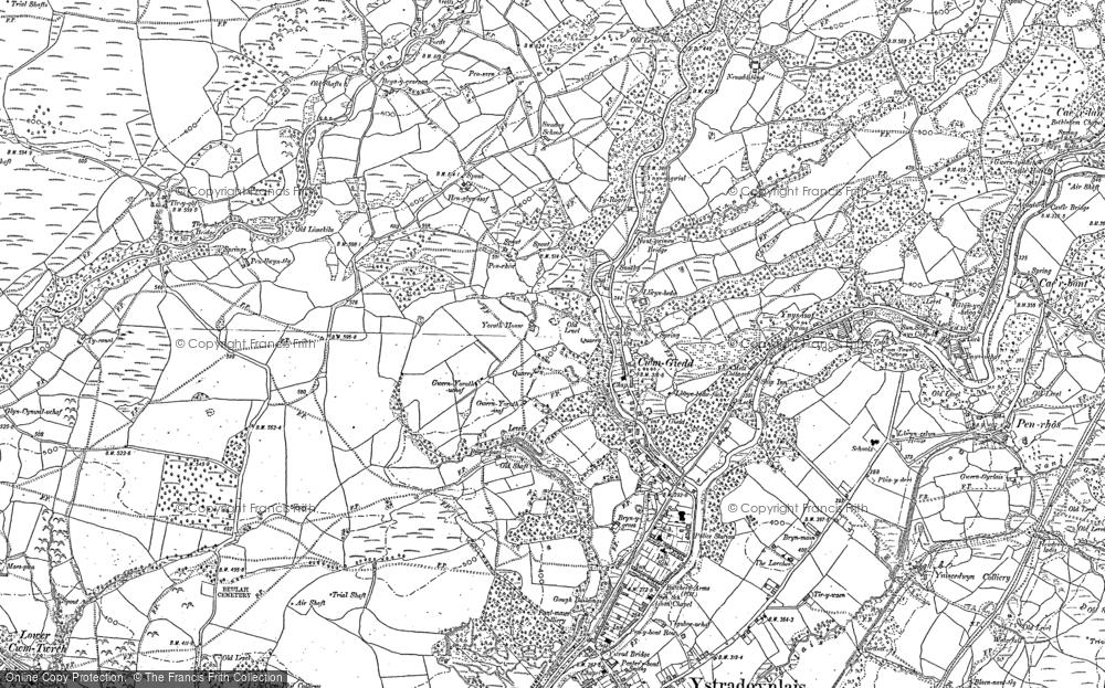 Cwmgiedd, 1903