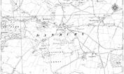 Old Map of Danbury, 1895