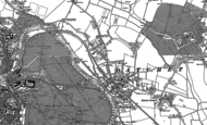 Old Map of Datchet, 1910 - 1923