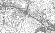 Old Map of Deepdale, 1907